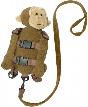 2-in-1-Harness-Buddy-Barry-the-Chimp on sale