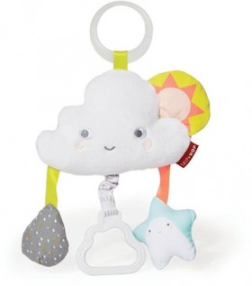 Silver-Lining-Cloud-Jitter-Stroller-Toy on sale