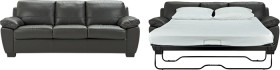 Lucas-Leather-3-Seat-Sofabed-228-x-94-x-86cm on sale