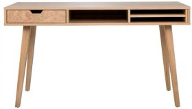 Hazel-1-Drawer-Desk-140-x-50-x-77cm on sale