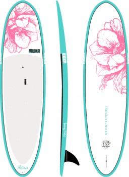 Molokai-Epoxy-Alexa-104-SUP-Board-Floral on sale