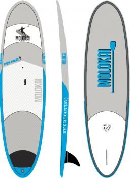 Molokai-Epoxy-Ka-Hui-II-104-SUP-Board-Blue on sale