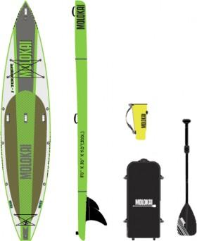 Molokai-Inflatable-I-Tourer-11-SUP-Board-Green on sale
