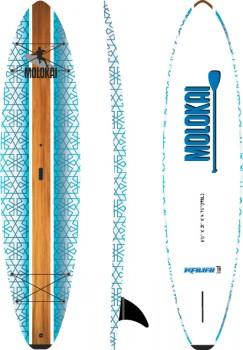 Molokai-Soft-Kauai-II-11-SUP-Board-Blue on sale