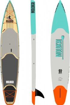 Molokai-Epoxy-T-Max-11-SUP-Board-Teal on sale