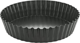 Lakeland-Deep-Round-Loose-Based-Fluted-Tart-Quiche-Tin on sale