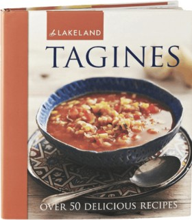 Lakeland-Tagines-Book on sale
