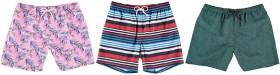 Mens-Print-Swim-Shorts on sale