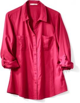 Regatta-34-Sleeve-Cotton-Shirt-Lantana on sale