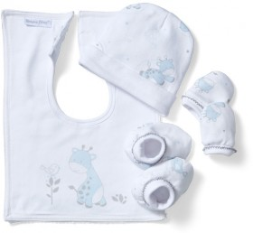 Bubba-Blue-Playtime-Layette-4pc-Set on sale