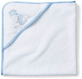 Bubba-Blue-Playtime-Hooded-Towel on sale