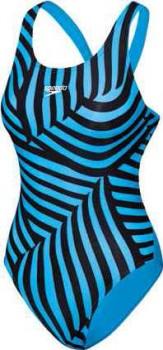Speedo-Girls-School-Colours-One-Piece-Swimwear-Blue on sale