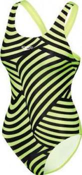 Speedo-Girls-School-Colours-One-Piece-Swimwear-Yellow on sale