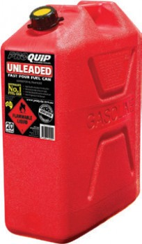 Proquip-20L-Plastic-Jerry-Can-Fuel on sale