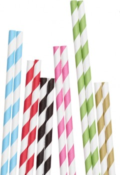 Amscan-Paper-Straws-24-Pack on sale