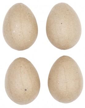 Daisy-Chain-Papier-Mache-Eggs-4pc on sale