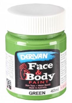 Derivan-Face-Paint-40ml on sale