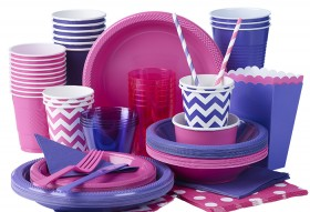 Amscan-Tableware on sale