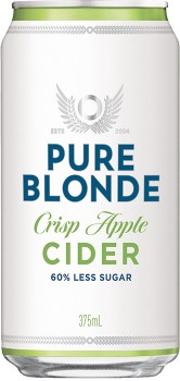 Pure-Blonde-Crisp-Apple-Cider on sale