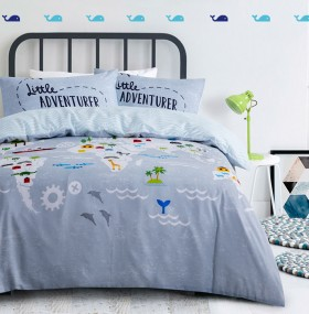 40-off-Kids-House-World-Adventure-Quilt-Cover-Set on sale