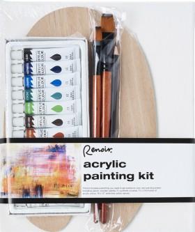 Renoir-Paint-Canvas-Adults-Art-Kit on sale