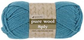 4-Seasons-Pure-Wool-8ply-50g on sale