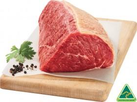 Coles-Australian-Beef-Corned-Silverside on sale
