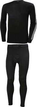 Helly-Hansen-Mens-Lifa-Crew-Tee-Thermal-Pants on sale