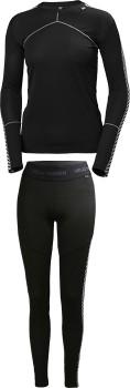 Helly-Hansen-Womens-Lifa-Crew-Tee-Thermal-Pants on sale