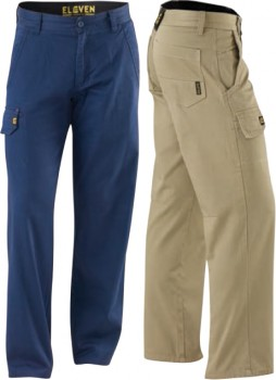 ELEVEN-Workwear-Drill-Work-Pant on sale