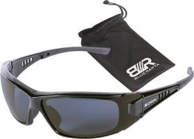 Blue-Rapta-BlackStar-Polarised-Safety-Glasses on sale