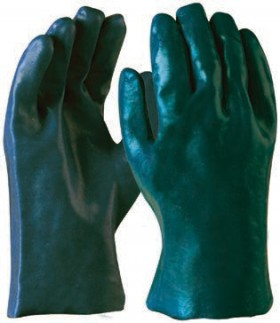 Blue-Rapta-27cm-Green-Double-Dipped-PVC-Coated-Sandy-Palm-Gloves on sale