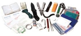Bob-Cooper-32-Piece-Outback-Survival-Kit on sale