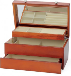 Wooden-Jewellery-Box on sale