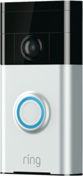 Ring-Video-Doorbell-Satin-Nickel on sale