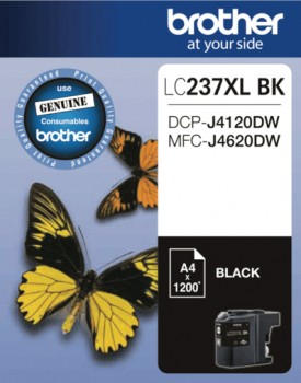 Brother-LC-237-XL-Black-Ink-Cartridge on sale