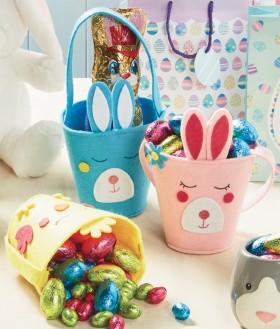Coles-Easter-Felt-Basket on sale
