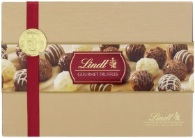 Lindt-Gourmet-Truffles-207g on sale