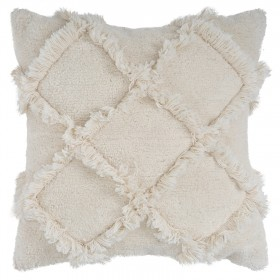 Daou-Cushion-50x50cm-in-Ivory on sale