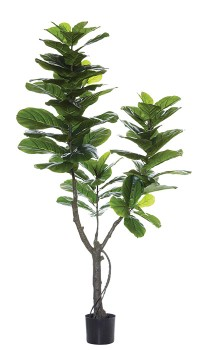 Rogue-Fiddle-Leaf-Artificial-Plant-180cm-in-Green on sale