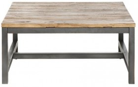 Wharf-Coffee-Table-90x90cm-Recycled-Elm-in-NaturalBlack on sale