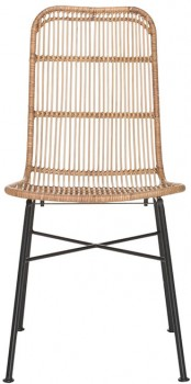 Daintree-Dining-Chair-in-Rattan-Natural on sale