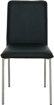 Signature-Essentials-Simple-Dining-Chair-in-Logan-Black on sale