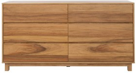 Reno-6-Drawer-Dresser-in-Natural on sale