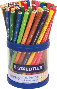 Staedtler-Noris-Club-Maxi-Learner-Pencils on sale
