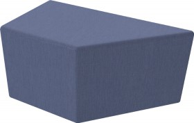 Wedge-Bench-Ottoman on sale