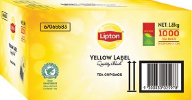 Lipton-Yellow-Label-Tea-Bags-1000-Pk on sale