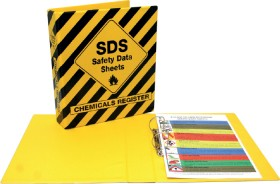 Safety-Data-Sheet-2-Ring-A4-Binder-Yellow on sale