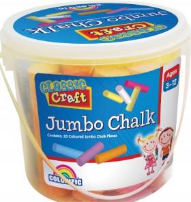 Colorific-Jumbo-Chalk-Bucket on sale
