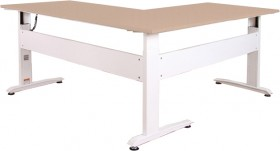 Conset-Electric-Corner-Workstation on sale